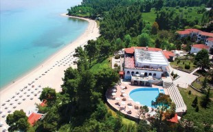 Alexander The Great Hotel (Kriopigi) 4* Halkidiki