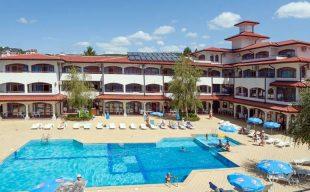 Sunrise family resort 3* sunny beach