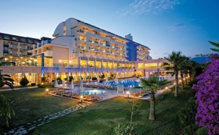 Hotel Titan Select 4*  Antalya