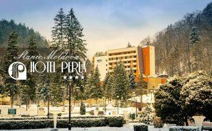 Slanic Moldova, hotelul Perla 4*