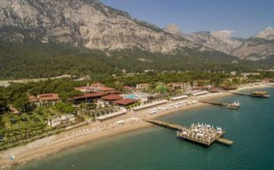 🌴CRYSTAL FLORA BEACH RESORT 5* KEMER🌴