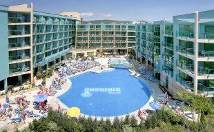 Hotelul DIAMOND 4* sunny beach
