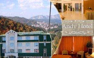 Hotel ANDY 4* (Predeal)