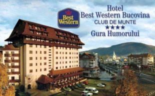Hotel Best Western Bucovina 4*
