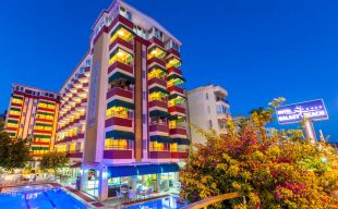 Alanya   Galaxy Beach Hotel 4*