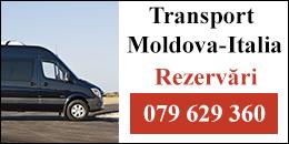 Transport Italia Moldova