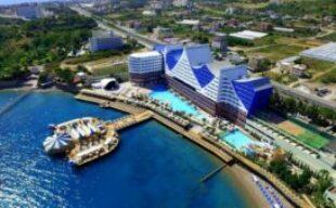 🌴 TURCIA 🔥 👌 Continuam vara👌 🏫 ORANGE COUNTY RESORT HOTEL ALANYA 5*   ALANYA