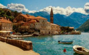 Черногория! Тиват из Кишинева
