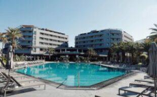 🌴TURCIA 🌊Comfort si Rafinament 🥂🍤 🏫Miramare Beach Hotel 5*👌 Side