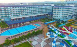 🌴TURCIA 🌊 🏫Eftalia Marin Hotel 5*👌 ALANYA
