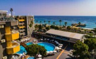 🌴 TURCIA 🔥 👌 Continuam vara👌 🏫 SENZA HOTELS GRAND SANTANA 5*   ALANYA