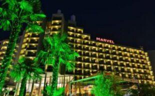 🥳BULGARIA 🔥sezlonguri si umbrele gratis  🤩Marvel hotel 4 * 👌 SUNNY BEACH