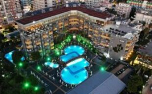 Senza Hotels Grand Santana 5* ALANYA